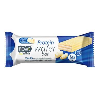 NOVO Protein Wafer Vanilla Bar 40g