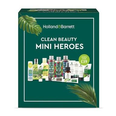 H&B Clean Beauty Mini Heroes Box