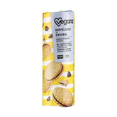 Veganz Organic Sandwich Biscuit Original 400g