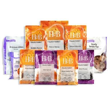 Holland & Barrett Healthy Snacking Fruit & Nuts Bundle