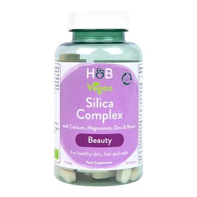 Holland & Barrett Vegan Silica Complex 90 Tablets