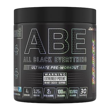 Applied Nutrition ABE Sour Gummy Bear 315g