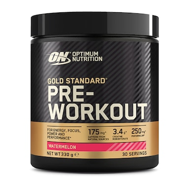 Optimum Nutrition Gold Standard Pre Workout Watermelon 330g