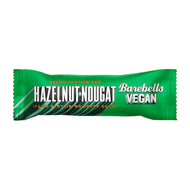 Barebells Protein Bar Vegan Hazelnut Nougat 55g