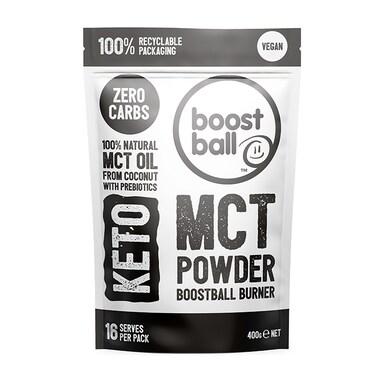 Boostball Keto MCT Powder Natural 400g