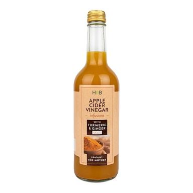 Holland & Barrett Apple Cider Vinegar with Turmeric & Ginger 500ml