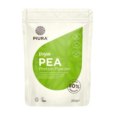 Piura Vegan Pea Protein Powder  250g