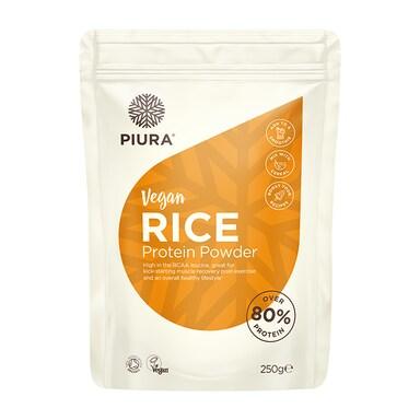 Piura Vegan Rice Protein Powder 250g