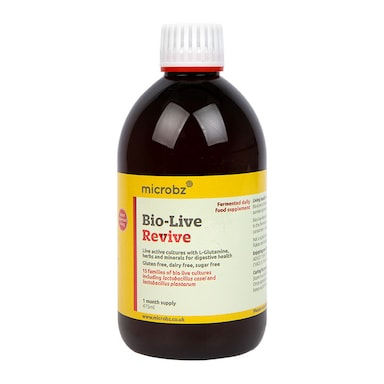 Microbz Bio-Live Revive 475ml Formula