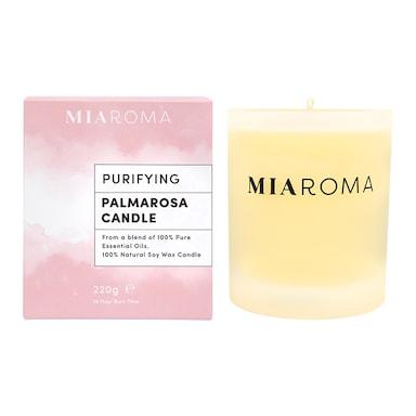 Miaroma Palmarosa Soy Candle 220g