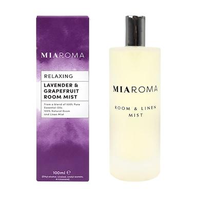 Miaroma Lavender and Grapefruit Room Mist 100ml