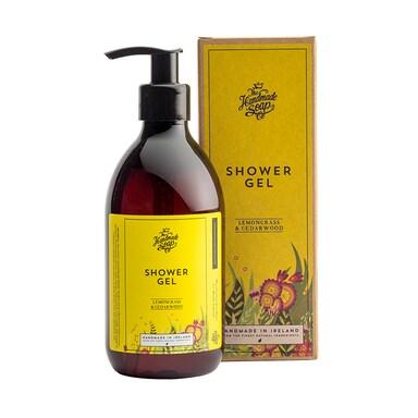 The Handmade Soap Company Lemongrass & Cedarwood Shower Gel 300ml