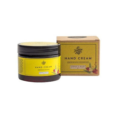 The Handmade Soap Company Lemongrass & Cedarwood Hand Cream 50ml