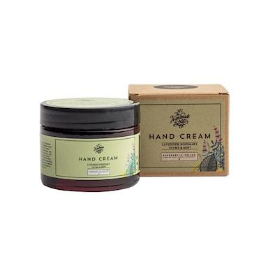 The Handmade Soap Company Lavender, Rosemary, Thyme & Mint Hand Cream 50g
