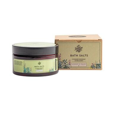 The Handmade Soap Company Lavender, Rosemary, Thyme & Mint Bath Salts 150g