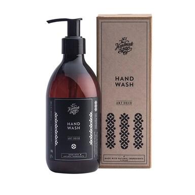 The Handmade Soap Company Bergamot & Eucalyptus 'Art Deco' Hand Wash 300ml