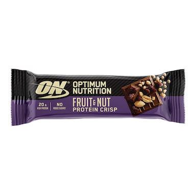Optimum Nutrition Fruit & Nut Protein Crisp Bar 70g
