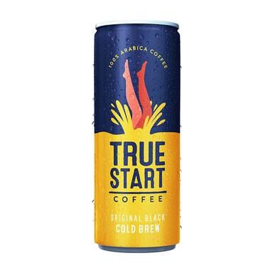 True Start Coffee Original Black Cold Brew Coffee Drink 250ml