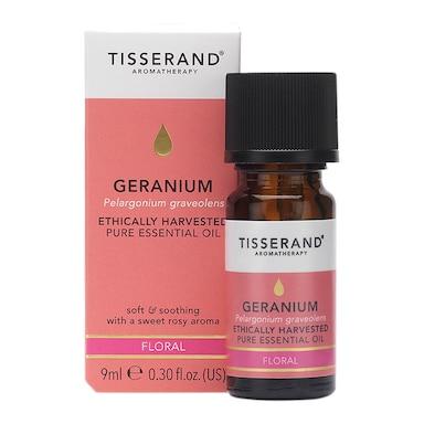 Tisserand Geranium Ethically Harvested Essential Oil 9ml