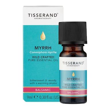 Tisserand Myrrh Wild Crafted Essential Oil 9ml
