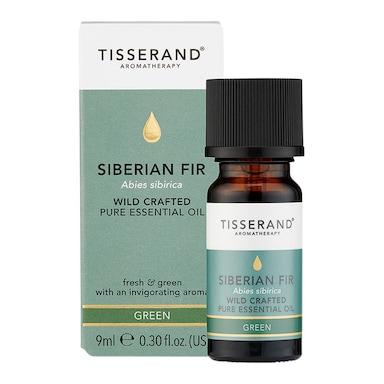 Tisserand Siberian Fir Wild Crafted Essential Oil 9ml