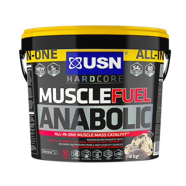 USN Muscle Fuel Anabolic All-In-One Shake Cookies & Cream 4kg