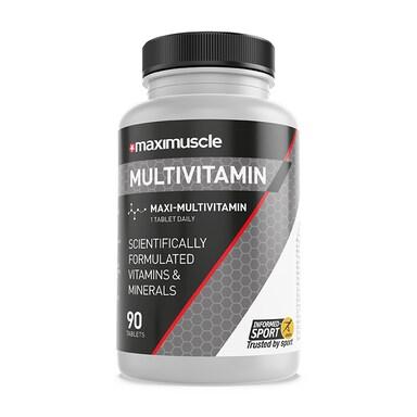 MaxiMuscle Multivitamins 175g