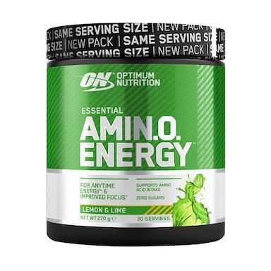 Optimum Nutrition Amino Energy Lemon & Lime 270g
