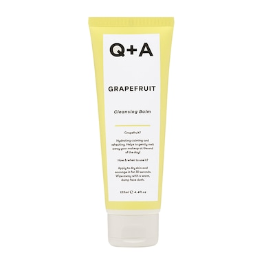 Q+A Grapefruit Cleansing Balm 125ml