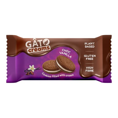 GATO Cookie 'n' Cream Chocolate Vanilla 42g