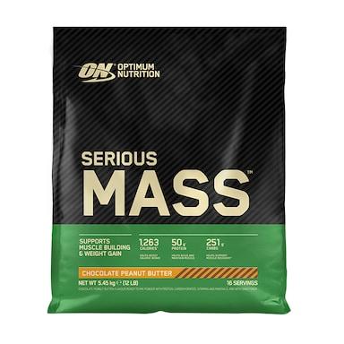 Optimum Nutrition Serious Mass Powder Chocolate Peanut Butter 5.45kg