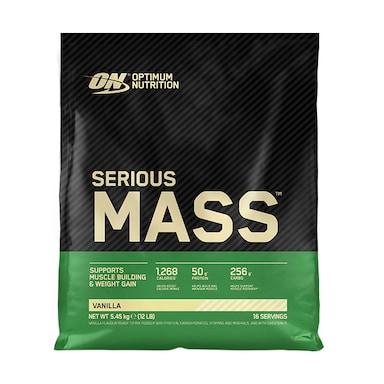 Optimum Nutrition Serious Mass Powder Vanilla 5.4kg