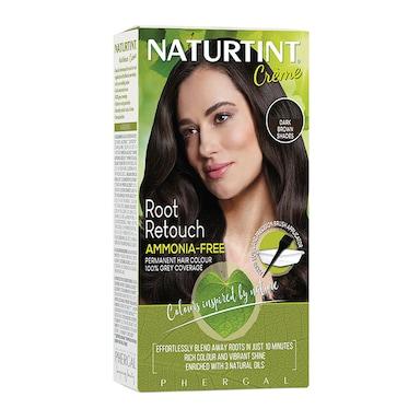 Naturtint Root Retouch Crème - Dark Brown 45ml