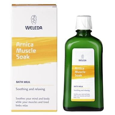 Weleda Arnica Muscle Soak Bath Milk 200ml