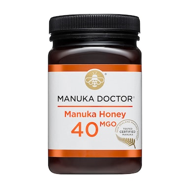 Manuka Doctor Manuka Honey MGO 40 500g