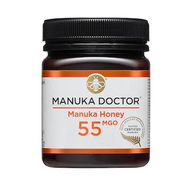 Manuka Doctor Manuka Honey MGO 55 250g