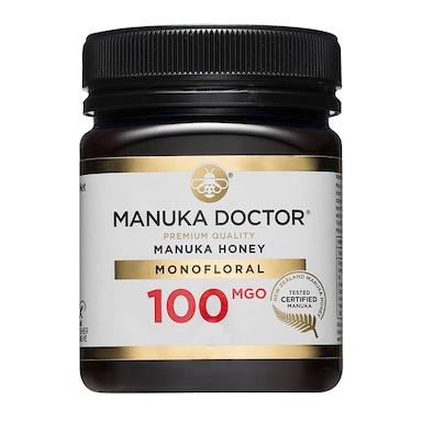 Manuka Doctor Premium Monofloral Manuka Honey MGO 100 250g