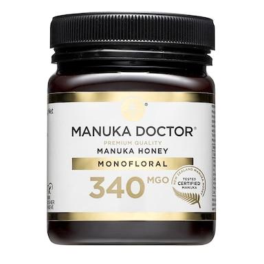 Manuka Doctor Premium Monofloral Manuka Honey MGO 340 250g