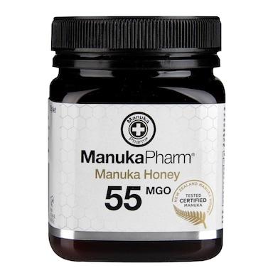 Manuka Pharm Manuka Honey MGO 55 250g