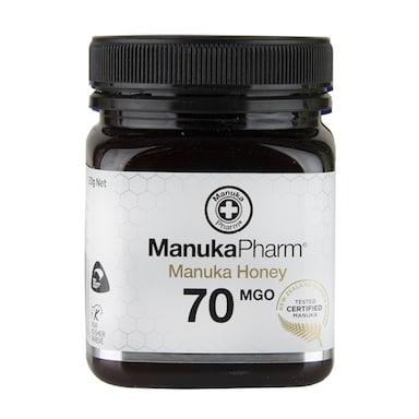 Manuka Pharm Manuka Honey MGO 70 250g