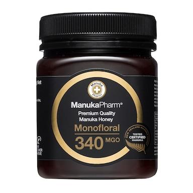 Manuka Pharm Premium Monofloral Manuka Honey MGO 340 250g