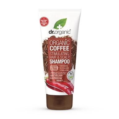 Dr Organic Coffee Hair Stimulating Shampoo 200ml