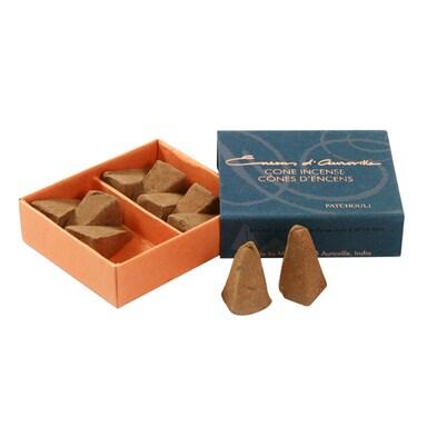 Maroma Patchouli Incense Cones