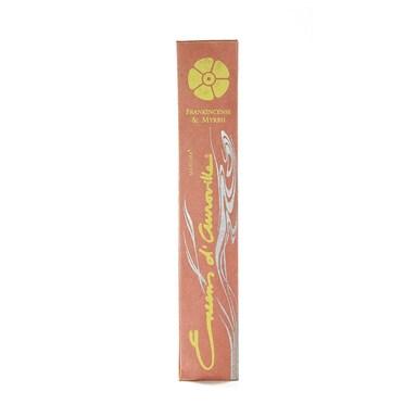 Maroma Frankincense & Myrrh Incense Sticks