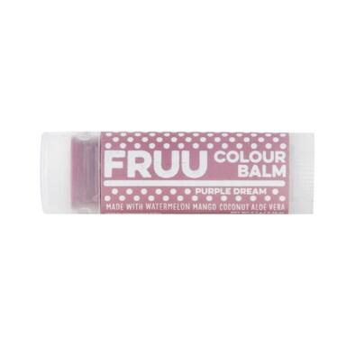 Fruu Purple Dream Colour Lip Balm 4.5g