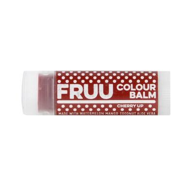 Fruu Cherry Up Colour Lip Balm 4.5g