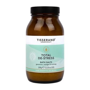 Tisserand Total De-Stress Bath Salts 350g