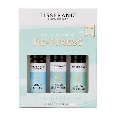 Tisserand Little Box of De-Stress 3x 10ml