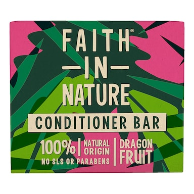 Faith in Nature Dragon Fruit Conditioner Bar 85g