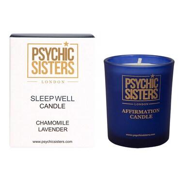Psychic Sisters Sleep Well Mini Candle